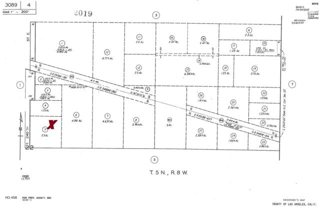00 Cor 240 Ste Avenue # V8, Black Butte, CA 93591 (#19002735) :: The Real Estate Offices of Talbot and Watson