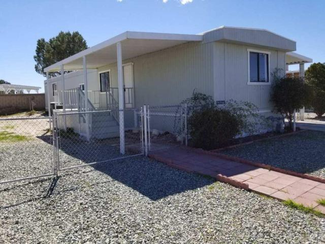 2020 Westerly Drive #97, Rosamond, CA 93560 (#19002826) :: The Real Estate Offices of Talbot and Watson