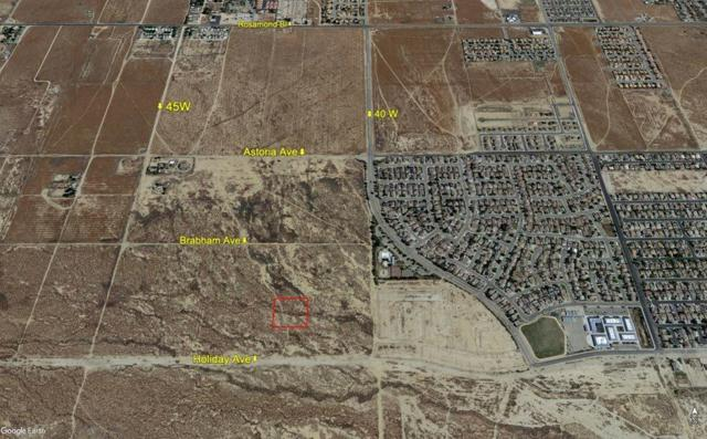 42nd St West, N/O Holiday Ave, Rosamond, CA 93560 (#19002961) :: The Real Estate Offices of Talbot and Watson