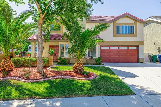 42910 Pearlwood Drive, Lancaster, CA 93536 (#20005275) :: HomeBased Realty