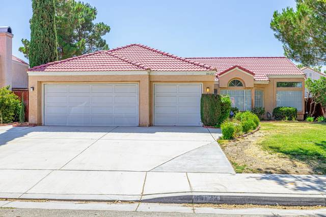 38123 Riviera Court, Palmdale, CA 93552 (#20005281) :: HomeBased Realty