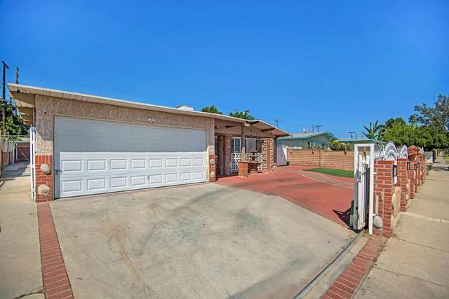 9853 Mercedes Avenue, Arleta, CA 91331 (#20005494) :: HomeBased Realty
