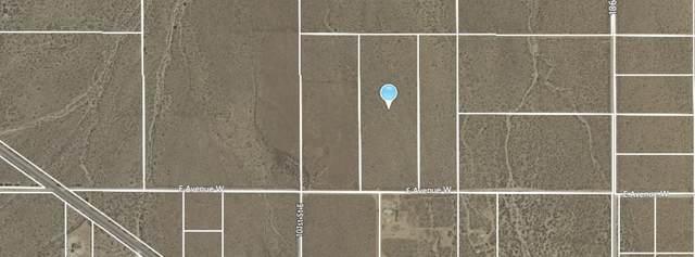 99xx E Vic Avenue V-12, Pearblossom, CA 93553 (#20007376) :: HomeBased Realty