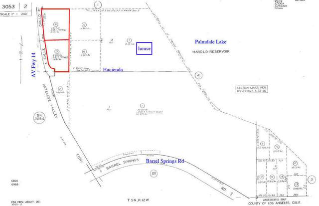 Calle Grillo, Palmdale Lake, Palmdale, CA 93551 (#20008435) :: HomeBased Realty