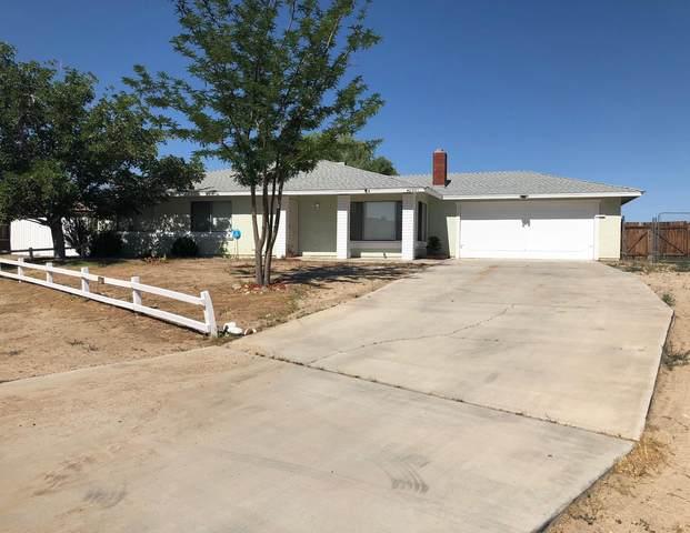 40561 E 161st Street, Lancaster, CA 93535 (#20009288) :: HomeBased Realty