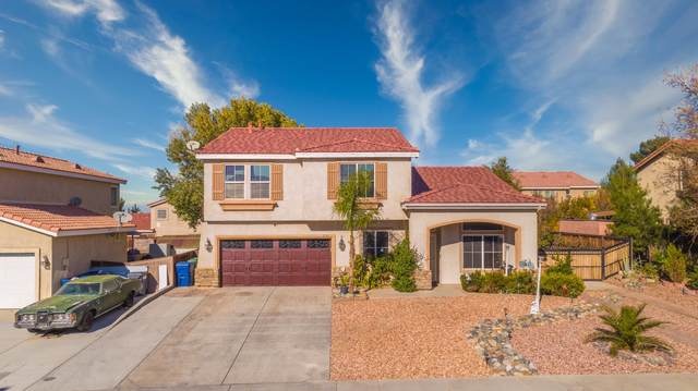 3541 Desert Oak Drive, Palmdale, CA 93550 (#20009457) :: HomeBased Realty