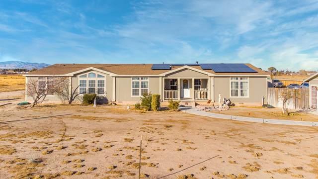 8161 W Avenue E8, Lancaster, CA 93536 (#20009489) :: HomeBased Realty