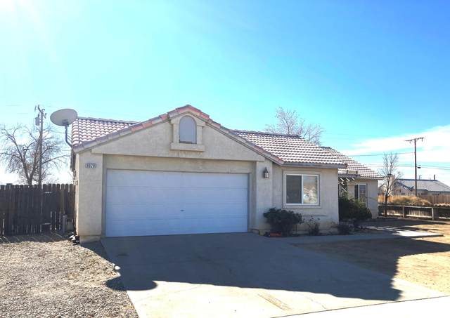 9020 Redwood Boulevard, California City, CA 93505 (#20009514) :: HomeBased Realty
