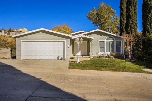 33105 Santiago Road Spc 49, Acton, CA 93510 (#20009519) :: HomeBased Realty