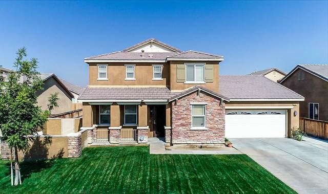 3221 Erica Avenue, Rosamond, CA 93560 (#20009520) :: HomeBased Realty