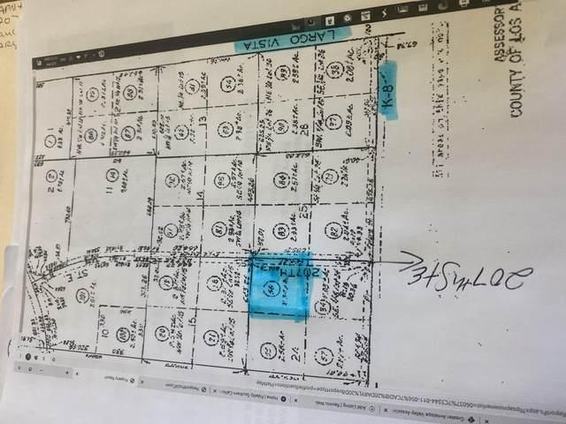 207 Ste Vic Avenue K6 Ste, Lancaster, CA 93535 (#20009566) :: HomeBased Realty