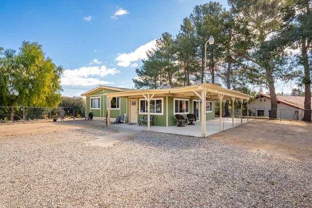 11210 Frascati Street, Agua Dulce, CA 91390 (#21001402) :: HomeBased Realty