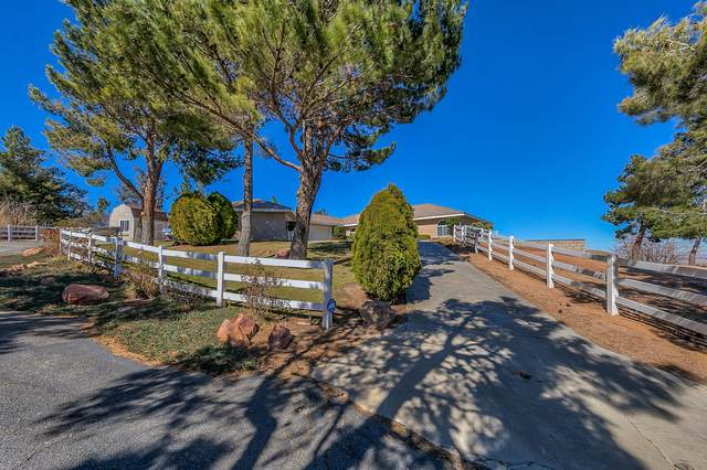 34415 Carrollton Court, Acton, CA 93510 (#21001403) :: HomeBased Realty
