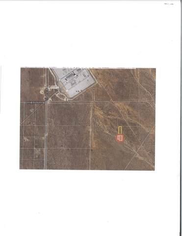 0 Off Rosamond Blvd, Rosemond Boulevard, Rosamond, CA 93560 (#21001548) :: HomeBased Realty