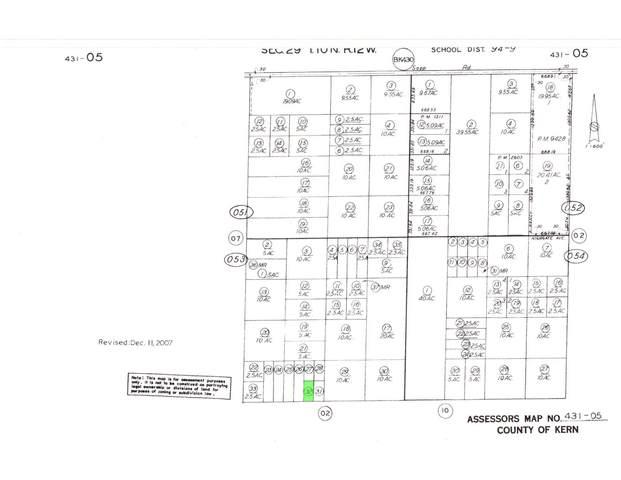 431-053-32-00-1 Champagne Avenue, Rosamond, CA 93560 (#21001578) :: HomeBased Realty