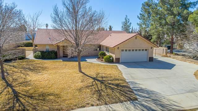 4180 Knox Avenue, Rosamond, CA 93560 (#21001602) :: HomeBased Realty