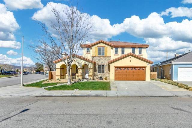 3633 Tournament Drive, Palmdale, CA 93551 (#21001628) :: HomeBased Realty