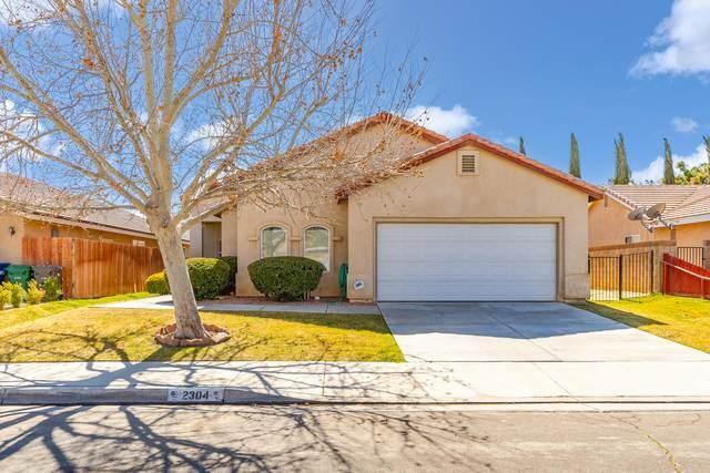 2304 Morningside Avenue, Lancaster, CA 93535 (#21001756) :: HomeBased Realty