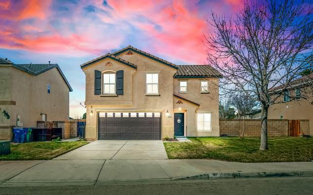 45115 E 18th Street, Lancaster, CA 93535 (#21001764) :: HomeBased Realty