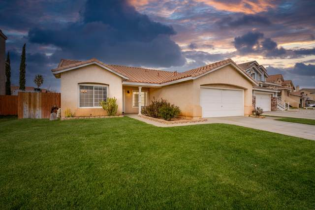 1861 Thistle Avenue, Palmdale, CA 93550 (#21001768) :: HomeBased Realty