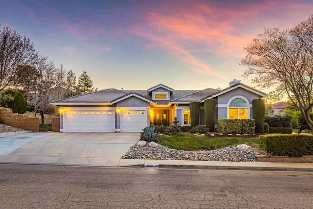 42121 Capistrano Place, Lancaster, CA 93536 (#21001772) :: HomeBased Realty