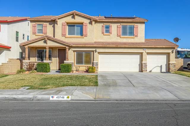 43746 Elena Street, Lancaster, CA 93536 (#21001777) :: HomeBased Realty