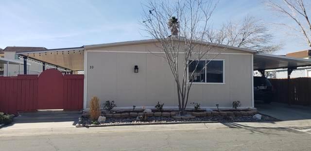 3300 W 15th St #10, Rosamond, CA 93560 (#21001389) :: HomeBased Realty