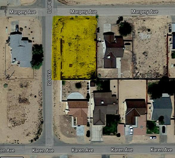 Margery Avenue & 93rd Street, California City, CA 93505 (#17011673) :: The Real Estate Offices of Talbot and Watson
