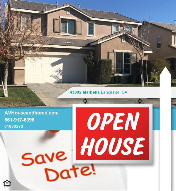 43892 Marbella Street, Lancaster, CA 93536 (#18012837) :: The Real Estate Offices of Talbot and Watson