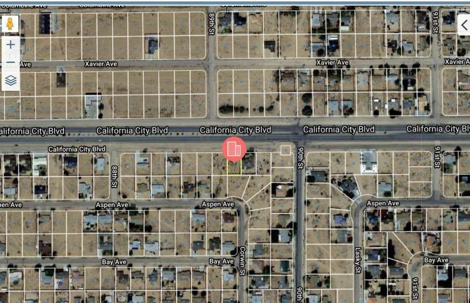 California City Blvd & 90th St - Photo 1