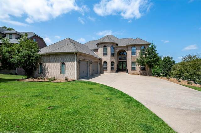 3711 NW Riverbend Road, Bentonville, AR 72712 (MLS #1192245) :: McMullen Realty Group