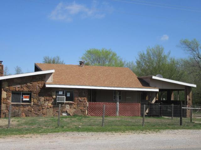 331 W Chincapin, Westville, OK 74965 (MLS #10002093) :: McNaughton Real Estate