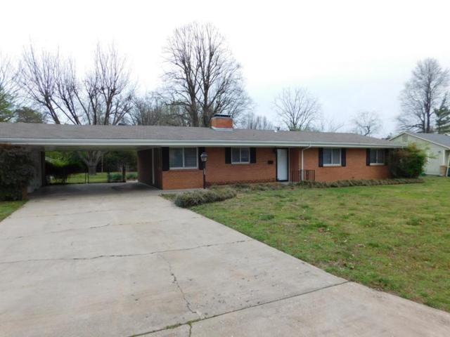 307 Michael St, Springdale, AR 72764 (MLS #10002126) :: McNaughton Real Estate