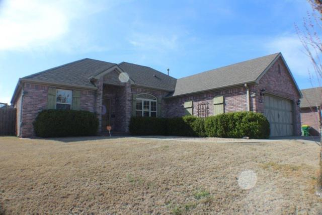 821 Sienna, Centerton, AR 72712 (MLS #10002175) :: McNaughton Real Estate