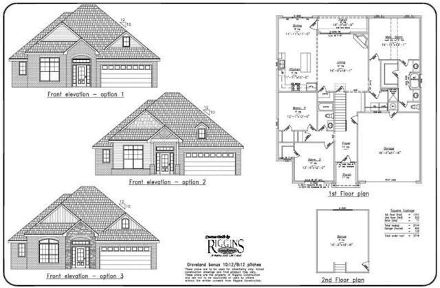 375 N Drywood Creek, Fayetteville, AR 72704 (MLS #10002197) :: McNaughton Real Estate