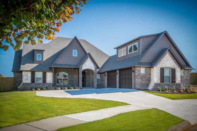 5660 Dancing Rabbit Drive, Springdale, AR 72762 (MLS #10002212) :: McNaughton Real Estate