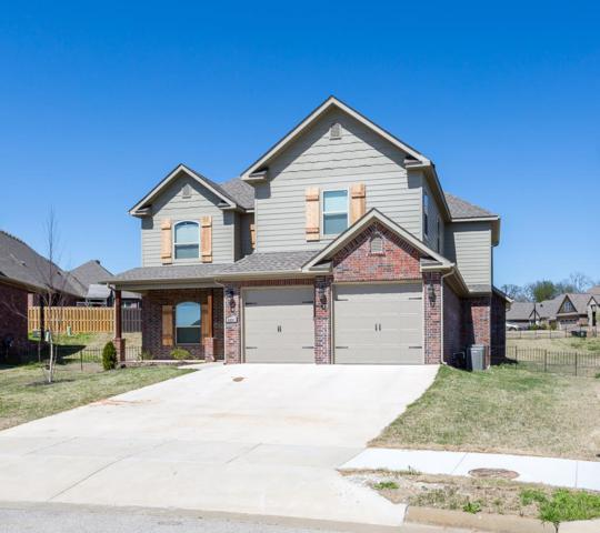4601 W Bayberry Place, Rogers, AR 72758 (MLS #10002223) :: McNaughton Real Estate