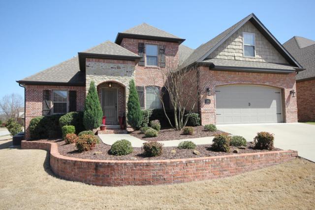 1106 NE Saint Ives, Bentonville, AR 72712 (MLS #10002228) :: McNaughton Real Estate