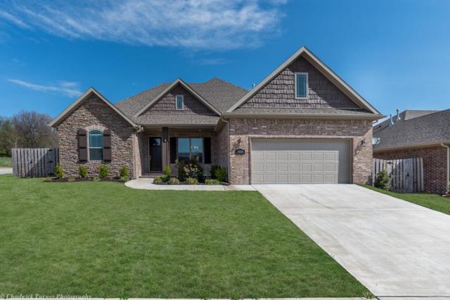 3050 W Featherock Way, Fayetteville, AR 72704 (MLS #10002252) :: McNaughton Real Estate