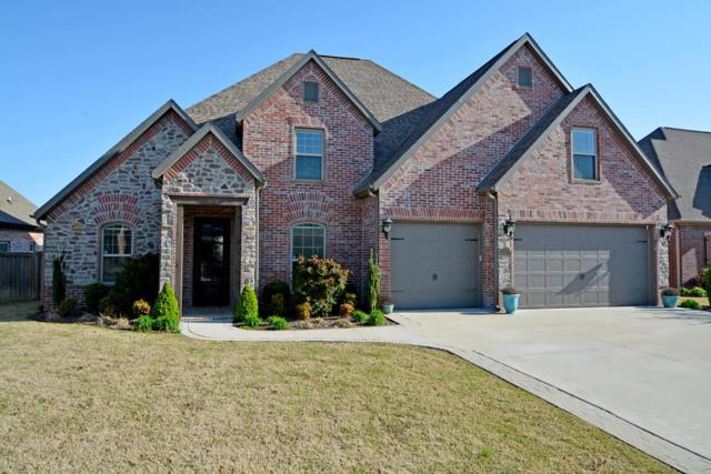 4117 Willowbend Drive, Rogers, AR 72758 (MLS #10002492) :: McNaughton Real Estate