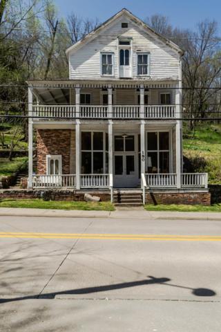180 N Main, Eureka Springs, AR 72632 (MLS #10002501) :: McNaughton Real Estate