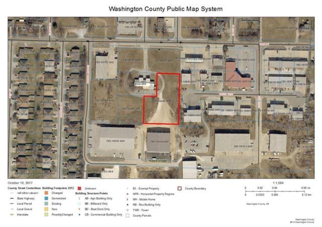 Lot 2 Main Drive, Fayetteville, AR 72704 (MLS #10002621) :: McNaughton Real Estate