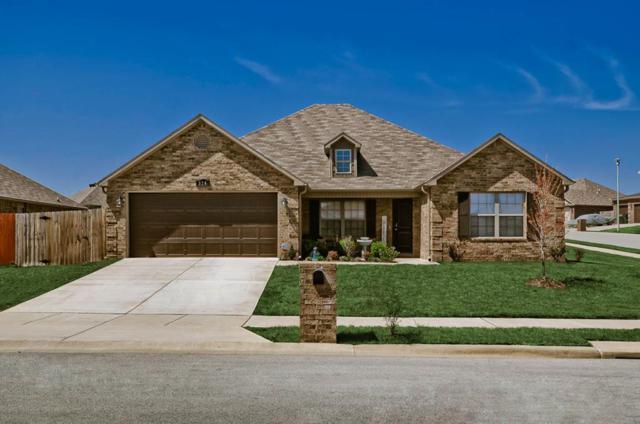 324 Driftwood, Lowell, AR 72745 (MLS #10002855) :: McNaughton Real Estate