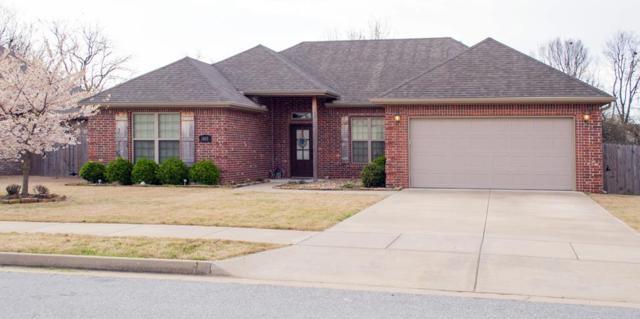 3405 SW Briar Creek, Bentonville, AR 72712 (MLS #10003090) :: McNaughton Real Estate