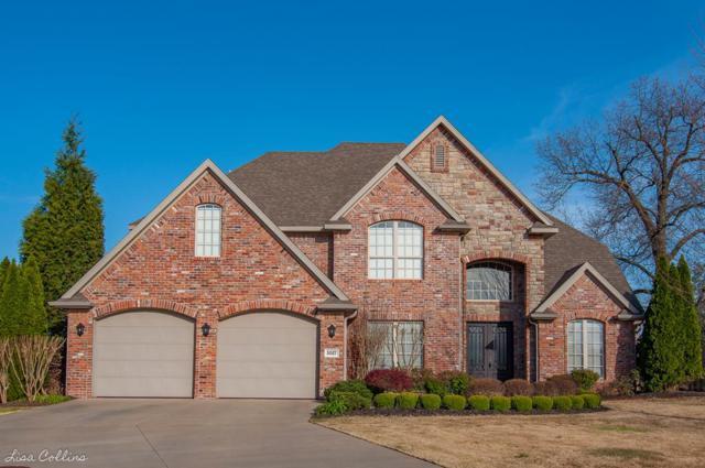 5517 Chadwick Dr, Rogers, AR 72758 (MLS #10003145) :: McNaughton Real Estate