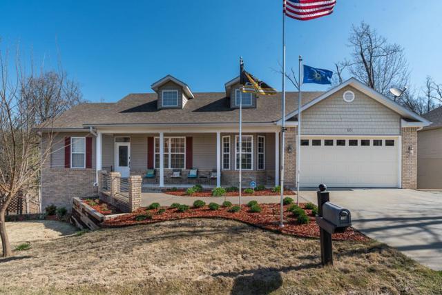10 Elder Lane, Bella Vista, AR 14313 (MLS #10003156) :: McNaughton Real Estate