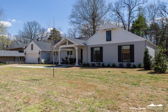 2381 E Golden Oaks, Fayetteville, AR 72703 (MLS #10003188) :: McNaughton Real Estate