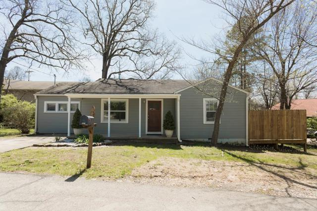 551 E Rebecca St., Fayetteville, AR 72701 (MLS #10003192) :: McNaughton Real Estate