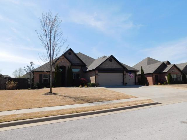 5504 S 63rd Street, Rogers, AR 72758 (MLS #10003210) :: McNaughton Real Estate