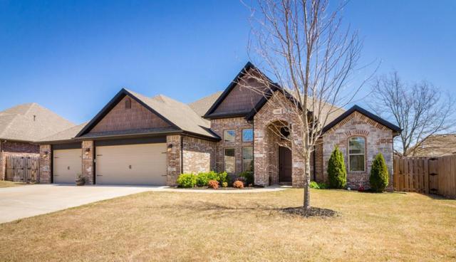 705 SE Fullerton St., Bentonville, AR 72712 (MLS #10003233) :: McNaughton Real Estate